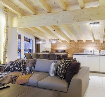 AvenidA Mountain Lodges Saalbach Penthouse 301
